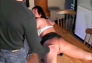 the training of a sub scan cruel spanking