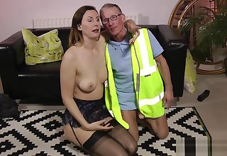 British housewife railed