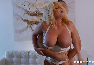 Irresistible Jesse Jane jumping on a stiff dick mercilessly on transmitted to embed